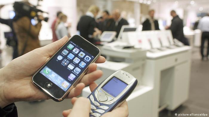 Bildergalerie Nokia I Phone