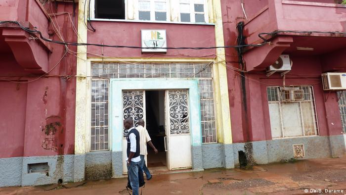 Wahlen in Guinea Bissau