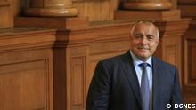 Bulgariens Ex-Premier Bojko Borissow