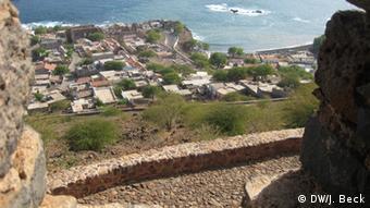 Kap Verde - Fortaleza Real de São Filipe