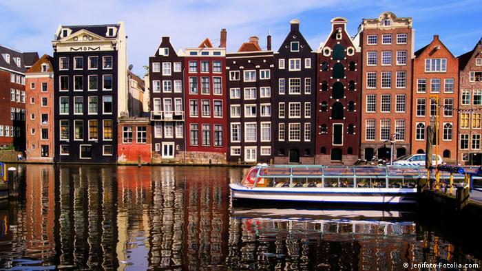 Amsterdam Stadtansicht (Jenifoto-Fotolia.com)