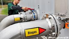 Neue Biogasanlage in Sachsen eingeweiht