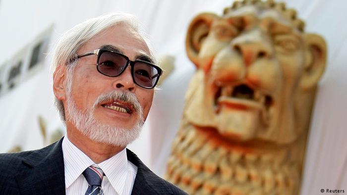 Regisseur Hayao Miyazaki