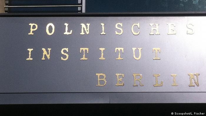 Polnische Spuren in Deutschland: Polnisches Institut in Berlin