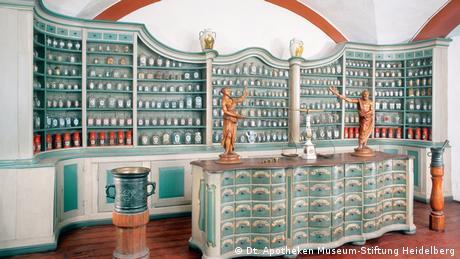 Bildergalerie Offbeat German Museums