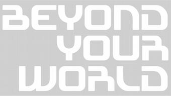 Logo Beyond Your World