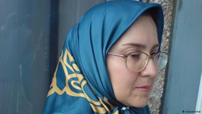 صدیقه وسمقی بازداشت و به زندان اوین منتقل شد