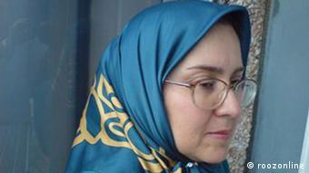 Iran Politikerin Sedighe Wasmaghi