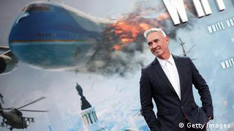 Roland Emmerich at the premiere of his film, White House Down, Copyright: Getty Images