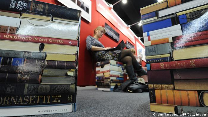 Symbolbild Deutscher Buchpreis 2013 (John Macdougall/AFP/Getty Images)