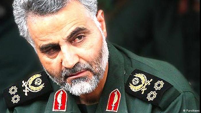 Ghasem Soleimani Iran Revolutionswächter Qods