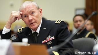 ژنرال دمپسی، رئیس ستاد ارتش آمریکا
