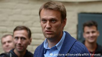 Porträt von Alexej Nawalny (Foto: Konstantin Chalabov/RIA Novosti)