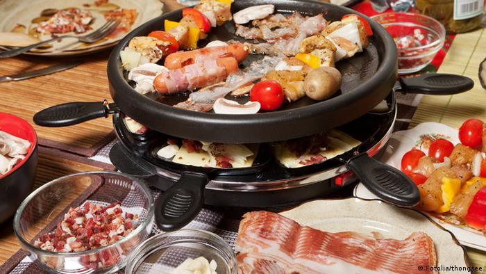 Raclette (Fotolia/thongsee)