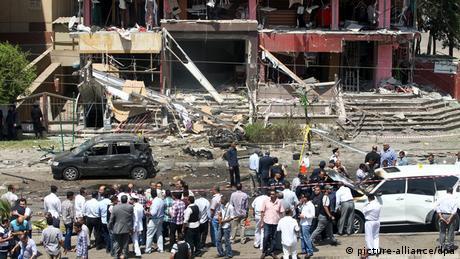 Kairo Anschlag auf Innenminister Ibrahim 05.09.2013