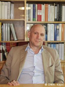 Detlef Felken is chief editor of C.H. Beck's non-fiction program, Copyright: Verlag C.H. Beck