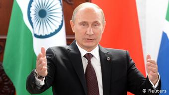 G20 Gipfel Russland Sankt Petersburg Wladimir Putin BRICS