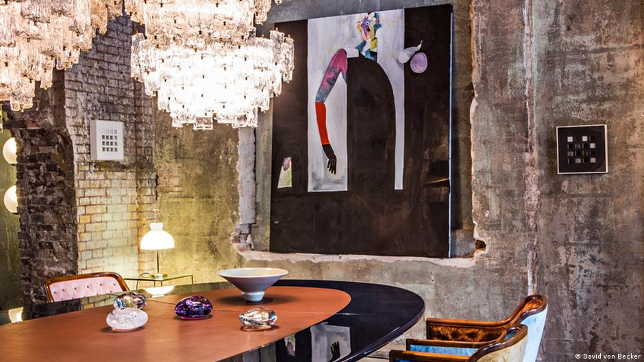 German interior design reinvents itself culture dw com for Interior designer deutschland