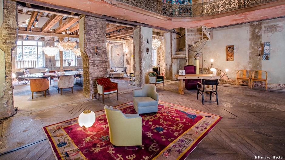 German interior design reinvents itself   Culture  Arts ...