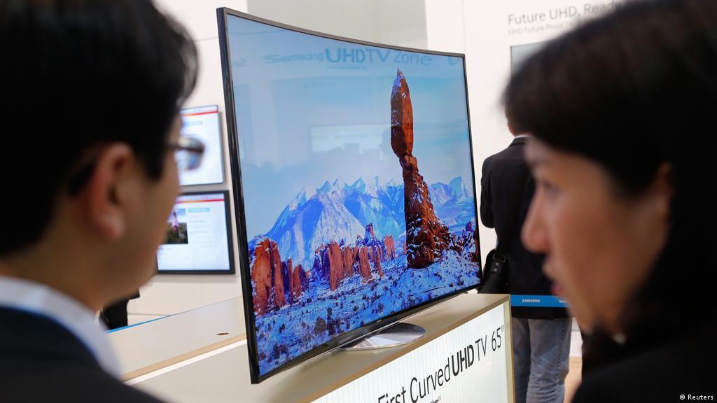 تكنولوجيا الشاشات تغير طريقة مشاهدة التلفزيون علوم وتكنولوجيا آخر الاكتشافات والدراسات من Dw عربية Dw 25 04 2016