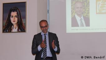 Integration in Deutschland Jalid Sehouli