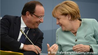 G20 Sankt Petersburg Angela Merkel und Francois Hollande