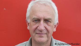 Эксперт по лесным пожарам, профессор Университета Фрайбурга, глава Центра глобального мониторинга пожаров Йоханн Гольдаммер