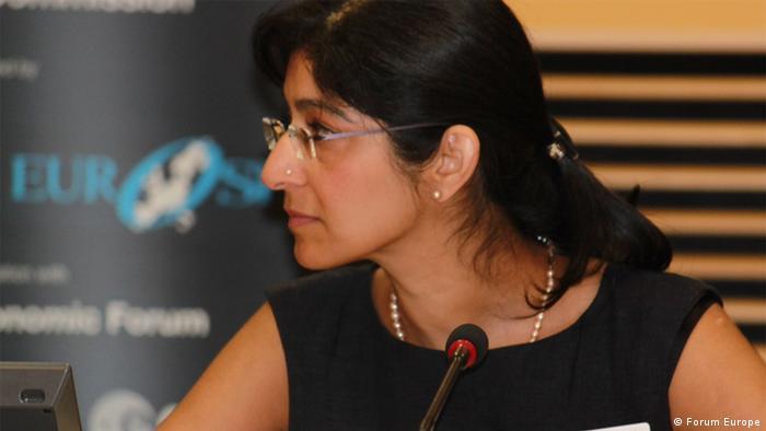 Aarti Holla, secretary general, European Satellite Operators Association (Photo: Forum Europe)
