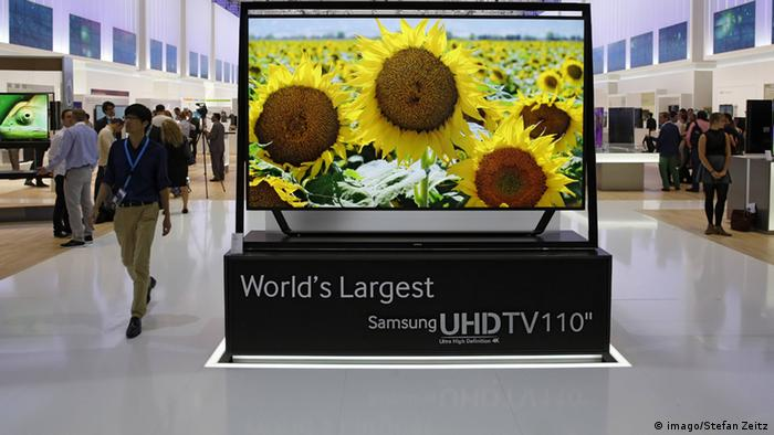 IFA Berlin Ultra HD TV
