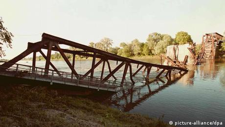 Bildergalerie Kosovo Krieg 15 Jahre Brücke Varvarin