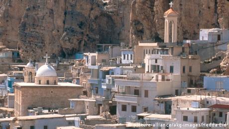 Damaskus Syrien Maalula