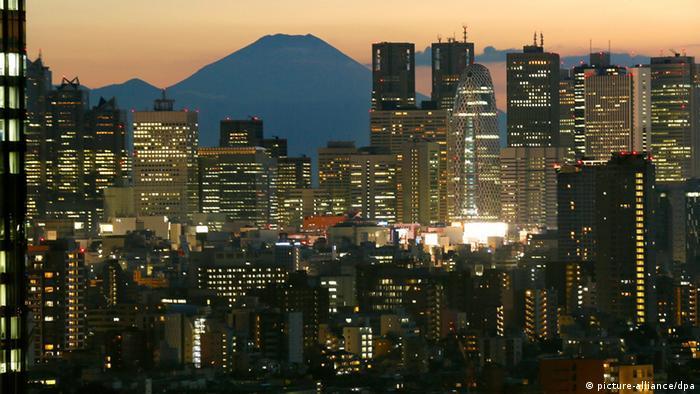 Skyline Tokio (Foto: dpa)