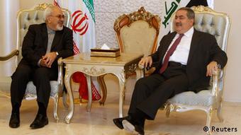 Iran Irak Aussenminister treffen sich