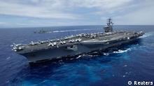 US Flugzeugträger Nimitz