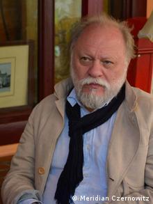 Один з ідеологів Meridian Czernowitz Ігор Померанцев