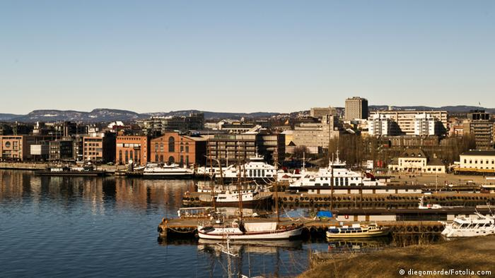 Norwegen Oslo Fjord (diegomorde/Fotolia.com)