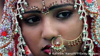 Indien Mitgift Hochzeit in Amritsar 2010