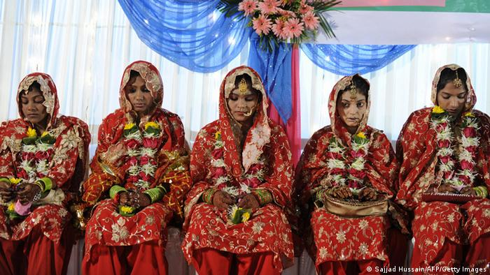 Indien Mitgift Hochzeit in Mumbai 2009