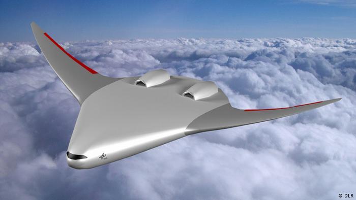 Flugzeuge der Zukunft: Blended Wing Body