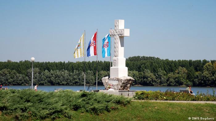 Spomenik Žrtvama za slobodu Hrvatske u Vukovaru