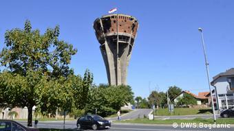 Vukovar Kroatien Wasserturm