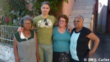 Jorge Humberto und seine Anhänger