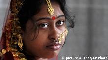 Symbolbild Indien Mitgift Massenhochzeit