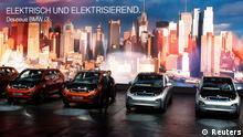 IAA Frankfurt 2013 Herbert Diess BMW