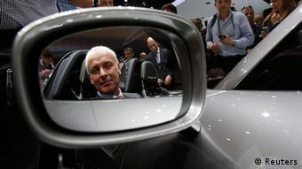 IMatthias Müller, CEO of Porsche
