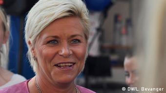 Norwegen Wahlen Siv Jensen