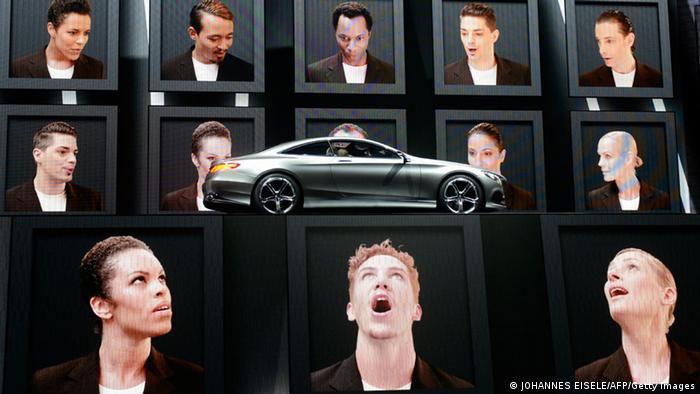 IAA Frankfurt 2013 S-Klasse Daimler (JOHANNES EISELE/AFP/Getty Images)