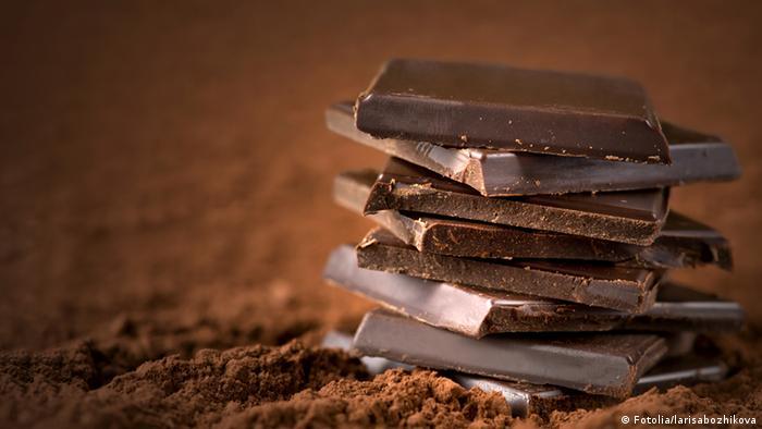 Kockice čokolade