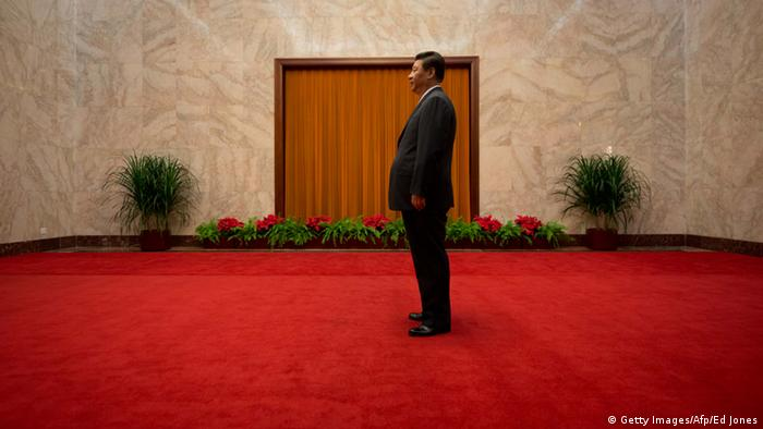 Xi Jinping (Getty Images/Afp/Ed Jones)