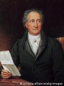 Goethe era fascinado pela Itália